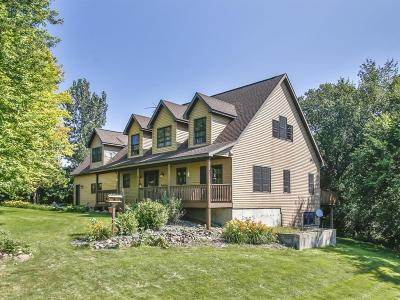 River Falls Single Family Home For Sale: N8554 County Road Y