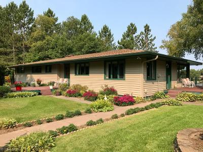 Pine County Single Family Home For Sale: 34527 S Sand Road