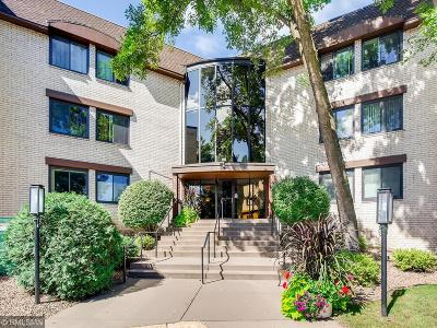 Crystal Condo/Townhouse Contingent: 4710 58th Avenue N #215