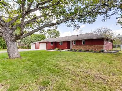 Minnetonka Single Family Home For Sale: 4719 Caribou Drive