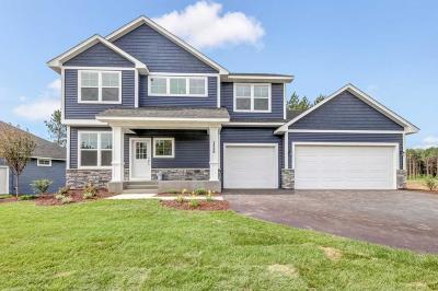 Forest Lake Single Family Home For Sale: Xxxx Farnham Avenue N