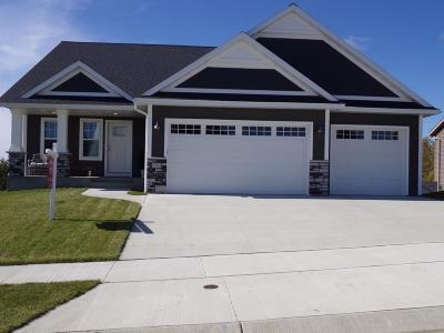 Rochester, Rochester Twp Single Family Home For Sale: 6361 Fairway Drive NW