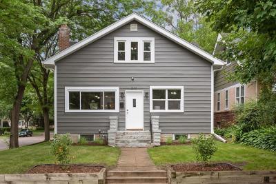 Saint Paul Single Family Home For Sale: 2117 Fairmount Avenue