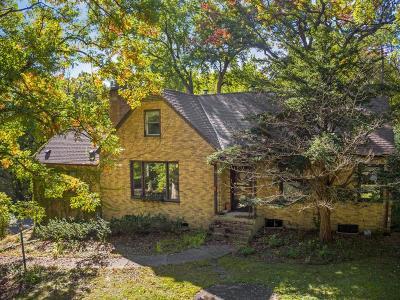 Minnetonka Single Family Home For Sale: 13929 Spring Lake Road