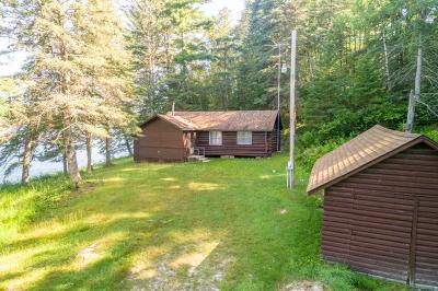 Single Family Home For Sale: 49692 Horseshoe Lake Road