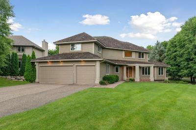 Eden Prairie Single Family Home For Sale: 8973 Cove Pointe Road