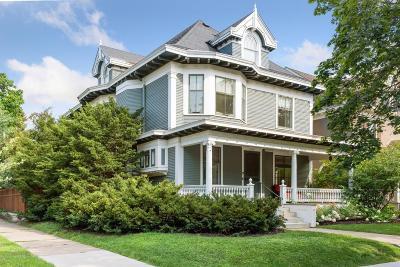 Minneapolis Single Family Home For Sale: 2401 Humboldt Avenue S