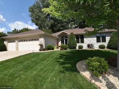 Maple Grove Single Family Home Contingent: 11756 65th Avenue N