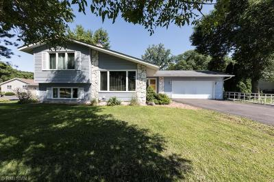 Forest Lake Single Family Home Contingent: 1219 S Shore Drive