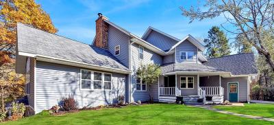 Pequot Lakes Single Family Home For Sale: 4622 Olson Road