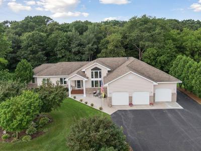 Zimmerman Single Family Home For Sale: 26511 Fortmann Street NW
