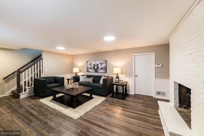 Edina Single Family Home For Sale: 4201 Dunberry Lane