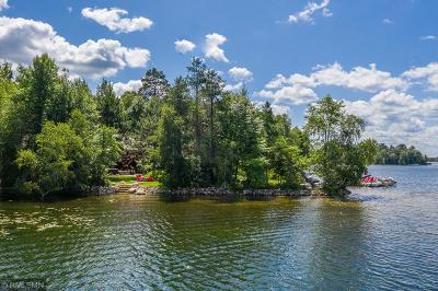 Crosslake Single Family Home Contingent: 36077 Bonnie Lakes Road
