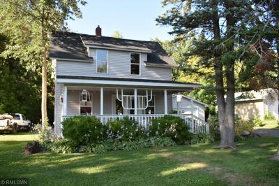Mora Single Family Home Contingent: 318 E 1st Street E