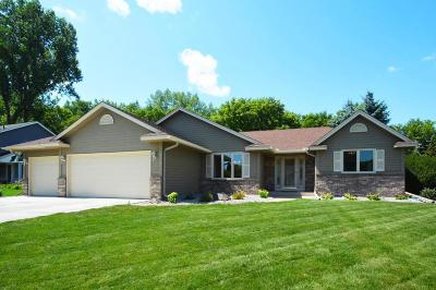 Vadnais Heights Single Family Home For Sale: 653 Parkwood Circle