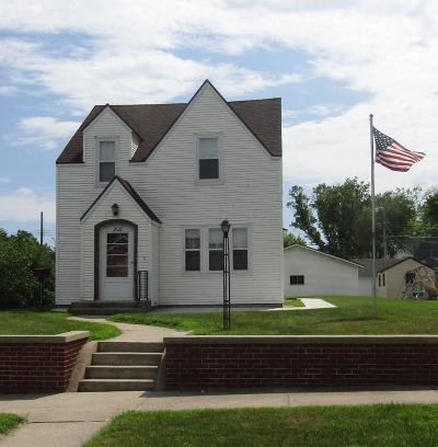 Benson Single Family Home For Sale: 208 12th Street N