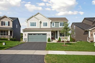Minnetrista Single Family Home Contingent: 4280 Cottagewood Court