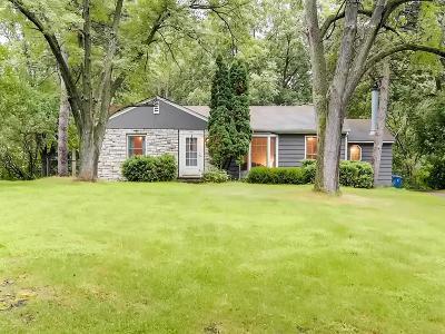 Minnetonka Single Family Home For Sale: 3401 Meadow Lane