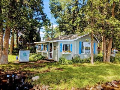 Chisago County, Isanti County, Pine County, Kanabec County Single Family Home For Sale: 38280 Glacier Road