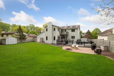 Vadnais Heights Single Family Home For Sale: 743 Pennington Place