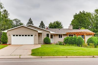 Edina Single Family Home For Sale: 5828 Eastview Drive