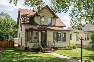 Minneapolis Single Family Home For Sale: 4121 Standish Avenue