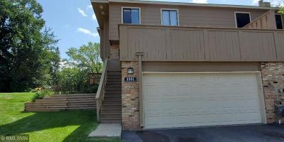 Golden Valley Condo/Townhouse For Sale: 2101 Kings Valley Road W
