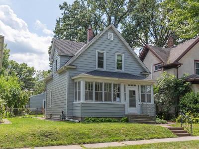 Saint Paul MN Single Family Home For Sale: $329,900