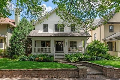 Minneapolis Single Family Home For Sale: 2413 Humboldt Avenue S