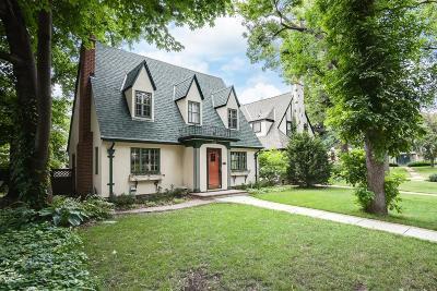 Saint Paul Single Family Home For Sale: 2196 Saint Clair Avenue