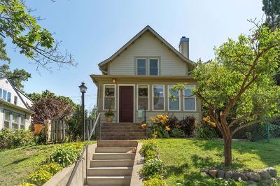 Minneapolis Single Family Home For Sale: 5051 York Avenue S