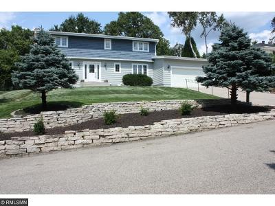 Edina Single Family Home For Sale: 4912 Payton Court