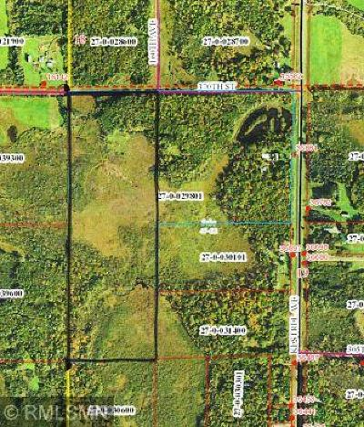 McGregor Residential Lots & Land For Sale: Tbd 370th Lane