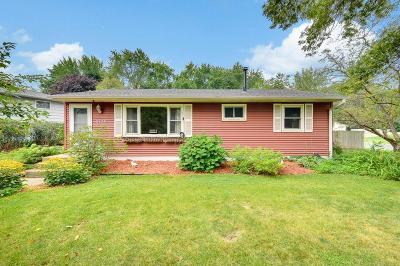 Eagan Single Family Home For Sale: 2126 Quartz Lane