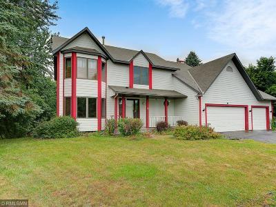 Eagan Single Family Home For Sale: 661 Bridle Ridge Road
