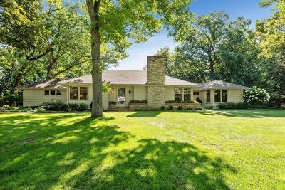 Wayzata Single Family Home For Sale: 1505 Holdridge Lane