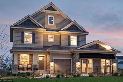 Otsego Single Family Home For Sale: 7674 Parell Avenue NE