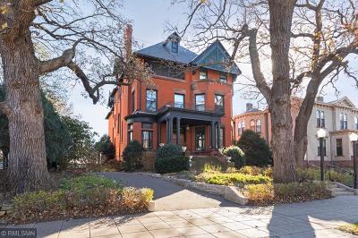 Saint Paul Condo/Townhouse For Sale: 302 Summit Avenue #F