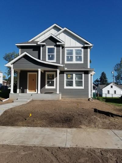 Minneapolis Single Family Home For Sale: 5509 26th Avenue S