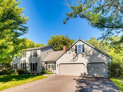 Burnsville Single Family Home For Sale: 12913 Grandview Court