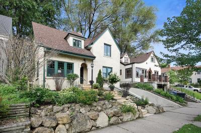 Minneapolis Single Family Home For Sale: 3504 Girard Avenue S