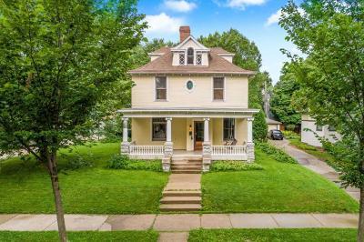 Minneapolis Single Family Home For Sale: 4632 Emerson Avenue S