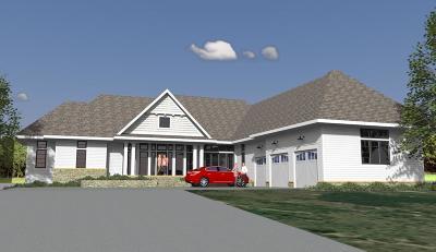 Andover Single Family Home For Sale: 16764 Dakota Street NW