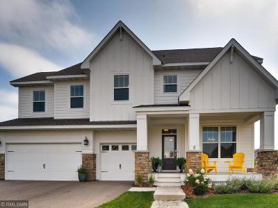 Lakeville Single Family Home For Sale: 16653 Early Dawn Trail
