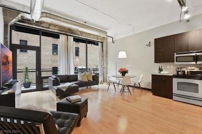 Minneapolis Condo/Townhouse For Sale: 618 Washington Avenue N #303