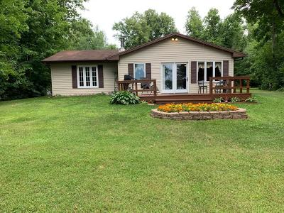 Single Family Home For Sale: 49xxx 153rd Place