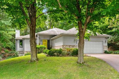Eagan MN Single Family Home Contingent: $319,900