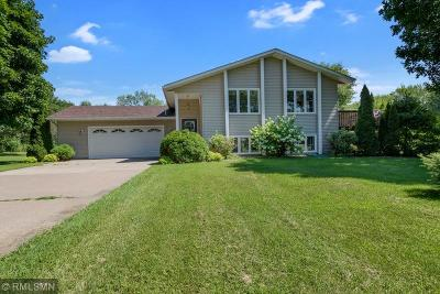 Forest Lake Single Family Home Contingent: 20353 Jewel Avenue N