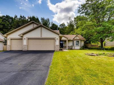 Eagan Single Family Home For Sale: 634 Hillside Drive