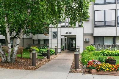 Saint Louis Park Condo/Townhouse For Sale: 4530 Park Commons Drive #320